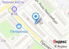 Компания «Многопрофильный центр на Пролетарской» на карте