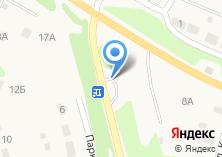 Компания «АЗС СНС» на карте