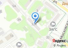 Компания «Магазин бытовой химии на Московской» на карте