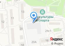 Компания «Детский сад №1124 Воскресеночка» на карте