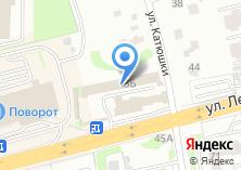 Компания «Статус Авто» на карте