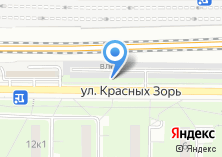 Компания «Дружба» на карте