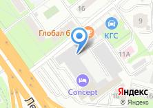 Компания «Инструмент-М» на карте