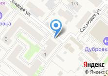 Компания «DОбрый DОктор» на карте