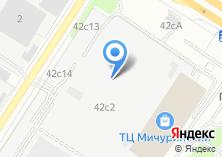 Компания «ORBITA-MEBEL.ru» на карте