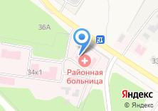 Компания «Ленинская районная больница» на карте