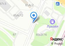Компания «AvtoPilot» на карте