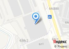 Компания «Бонави» на карте