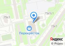 Компания «Любые прихоти» на карте
