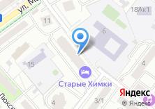 Компания «Нотариус Баранов В.В» на карте