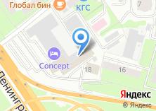 Компания «ДИПРИС» на карте