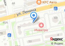 Компания «ТЕСОРО» на карте