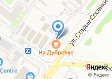 Компания «Таверна На Дубровке» на карте