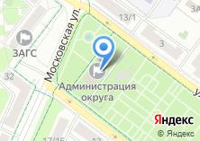 Компания «Химкинская картинная галерея им. С.Н. Горшина» на карте