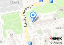 Компания «Кот Бегемот» на карте