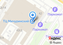 Компания «*даймонд групп*» на карте