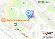 Компания «Альмакс Групп» на карте