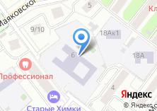 Компания «FootyKids» на карте