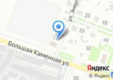 Компания «ПрофБухгалтер - Бухгалтерское сопровождение ИП, ООО» на карте