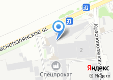 Компания «Профи Камень торгово-производственная компания» на карте