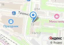 Компания «Авторская студия Валерия Салова» на карте