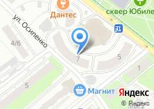 Компания «СССР Химки» на карте