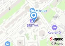 Компания «Барыш-мебель» на карте