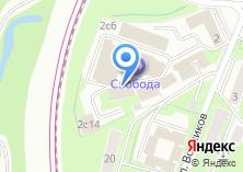 Компания «СМУ-12 Метростроя» на карте