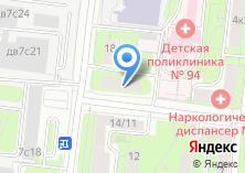 Компания «Инконто-Нк» на карте