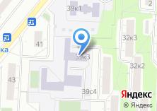 Компания «Средняя общеобразовательная школа №816» на карте