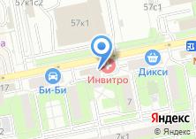 Компания «Долголет-1» на карте