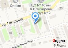 Компания «Ленинский-1» на карте