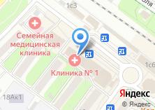 Компания «Цветочный калейдоскоп» на карте