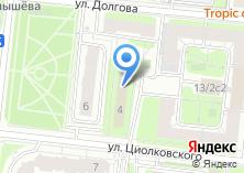 Компания «Мировые судьи района Южное Тушино» на карте