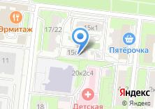 Компания «Инженерная служба района Покровское-Стрешнево» на карте