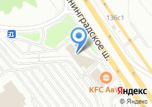 Компания «ТД Авто» на карте