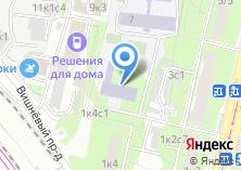 Компания «Специальная (коррекционная) общеобразовательная школа №834» на карте