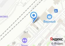 Компания «Moscow Food» на карте