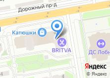 Компания «Строящийся жилой дом по ул. Ленина (г. Лобня)» на карте