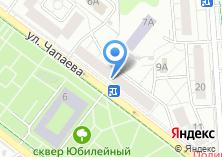 Компания «№17 участковый пункт полиции» на карте