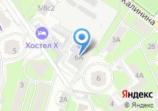Компания «Автогаражный кооператив №11» на карте