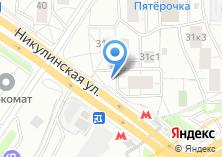 Компания «Магазин цветов на Озёрной» на карте