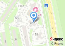 Компания «Кристина №1» на карте