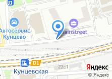 Компания «PR&RA - Репутационное агентство» на карте