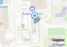 Компания «DEKRA» на карте