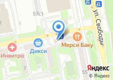Компания «Почтовое отделение №125364» на карте