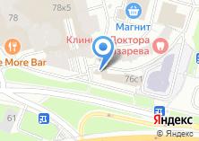 Компания «Берендей» на карте
