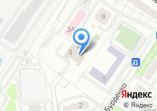Компания «Специальное управление ФПС №3 МЧС России» на карте