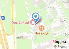 Компания «SII» на карте