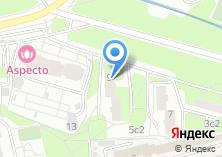 Компания «ЦБС Новомосковская» на карте
